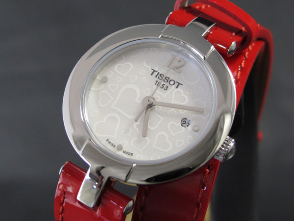 Tissot TISSOT watches ladies quartz T084.210.16.117.00