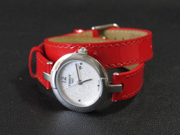 ティソ TISSOT 시계 여성용 쿼 츠 T084.210.16.117.00