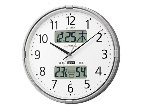 시민 CITIZEN 전파 벽 시계 인 폼 탐색 F 4FY618-019
