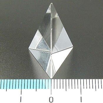 (4日前後発送) 正四面体 即納品 作品 水晶17ct前後送料無料