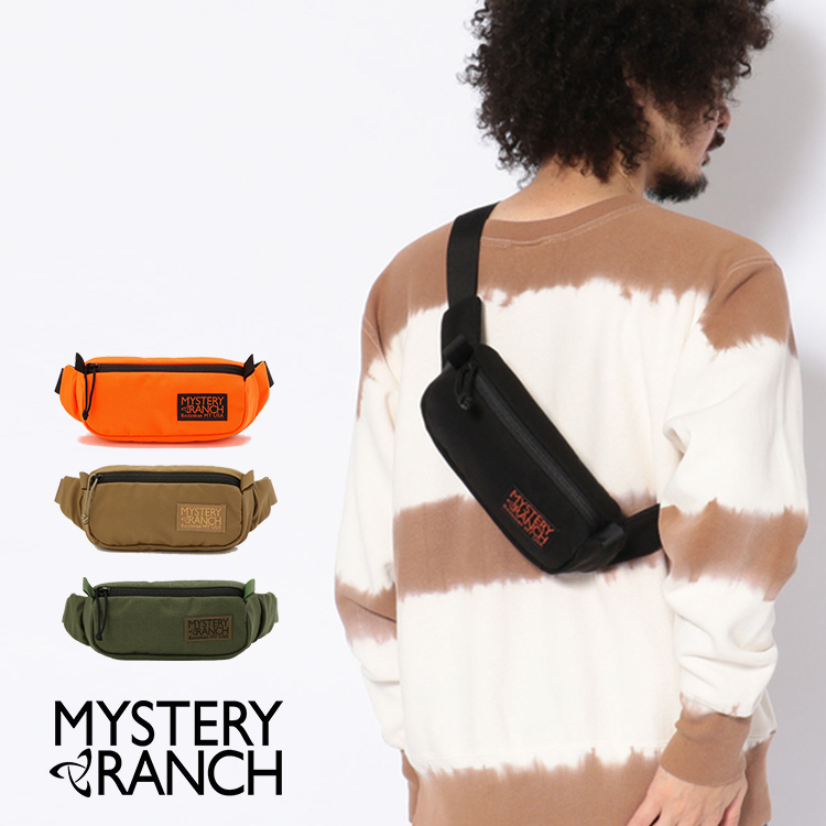 MYSTERY RANCH/ミステリーランチFORAGER HIPSACK/フォーリッジャーヒップサック【送料無料】バッグ ボディバッグ