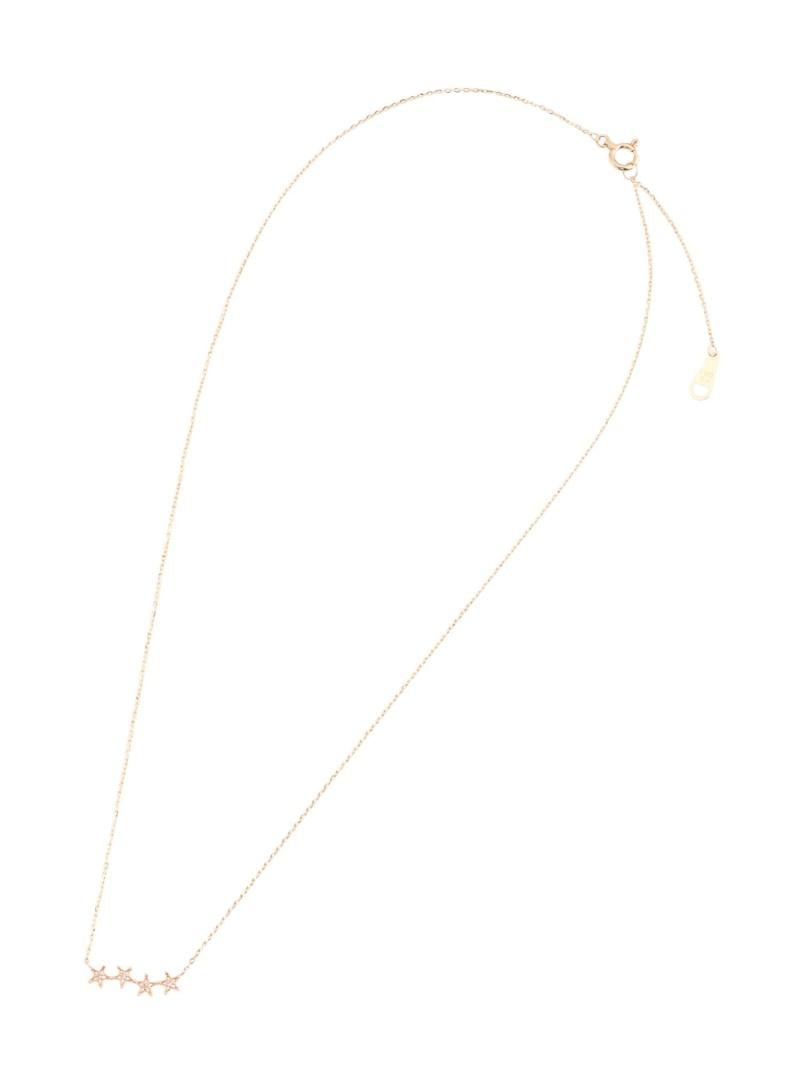 NOJESS レディース 売れ筋 アクセサリー ノジェス Rakuten 送料無料 ネックレス 誕生日プレゼント ゴールド K10DLステラN Fashion