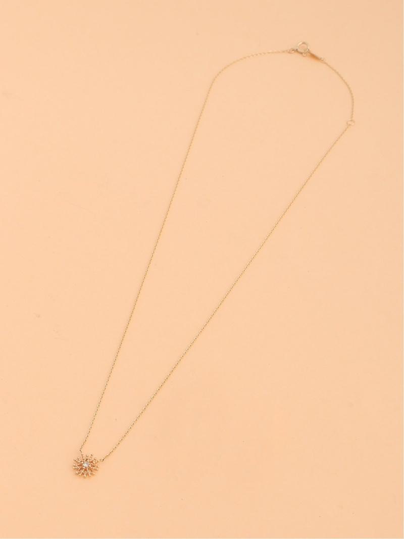 NOJESS レディース アクセサリー 百貨店 ノジェス Rakuten K10ネックレス 流行のアイテム ネックレス ゴールド Fashion 送料無料