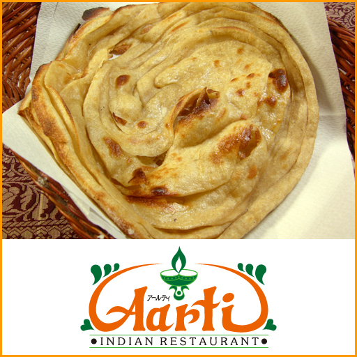 Paratha (1 piece) total of 10,000 yen or more on your order