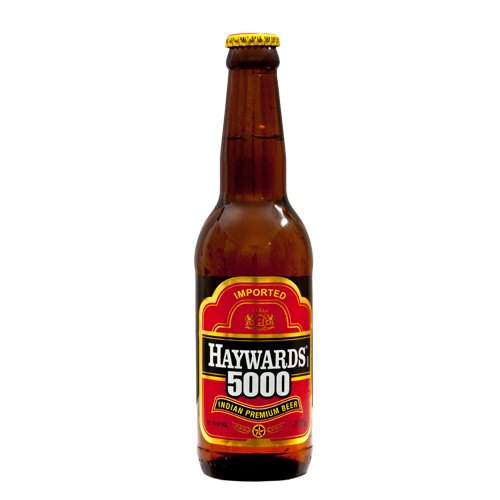 Haywards 5000 Indian Premier me beer bottle 330 ml drink, 20-year-old from