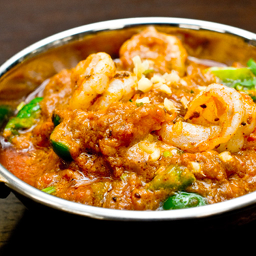 Luxury car エビマサラ Curry (170 g) in addition to the sweet puffy nipples clips or shrimp and coconut milk, with Garam Masala Indian curry!