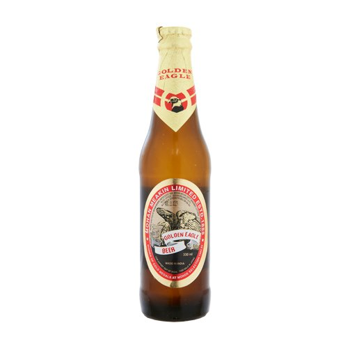 Golden Eagle 330 ml bottle is the GOLDEN EAGLE India Beer drink, bottle beer are 20 years old
