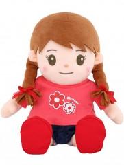 【送料無料】音声認識人形 おしゃべりみーちゃん