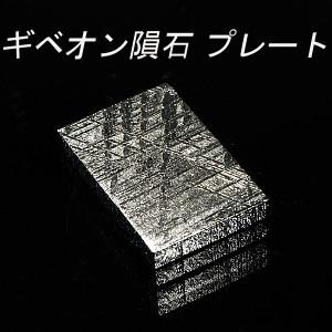 送料無料【ギベオン隕石 プレート(財布・ポーチ用)】10P03Dec16