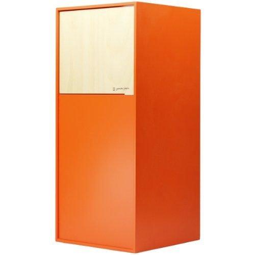 【DOORS mini(ダストボックス) YK12-105】木製のミニサイズのゴミ箱!!ゴミ箱として使うのがもったいないくらいのかわいさ♪インテリア 収納 ゴミ箱 ごみ箱 ダストボックスDOORS mini(ダストボックス) YK12-10520P03Dec16