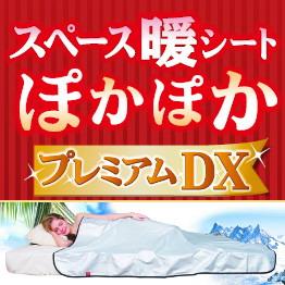 【スペース暖シートプレミアムDX1枚 シングル】20P03Dec16