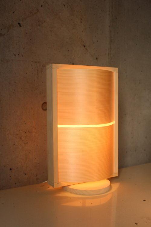 【Navy WOOD LAMP kit WAVE(M)】ウッドランプキット インテリア 照明 間接照明部屋 空間 模様替え インテリア 明かり ライト ランプNavy WOOD LAMP kit