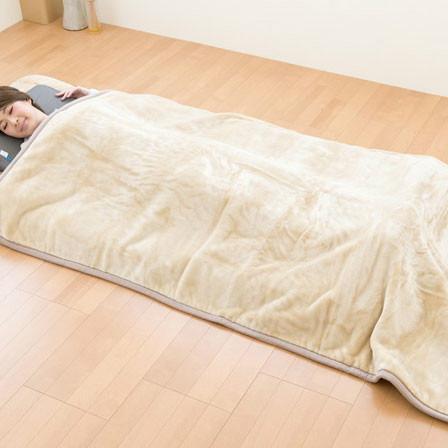 【送料無料】HEATRAYプレミアム 掛け毛布