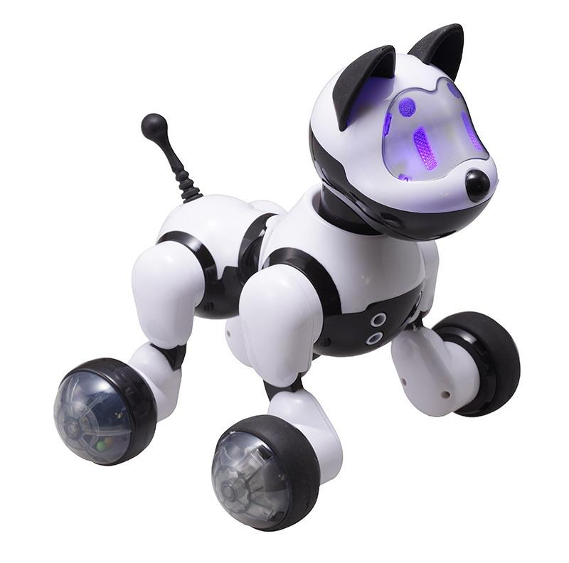 【在庫あり あす楽対応】【送料無料】ロボット犬 歌って踊ってわんわん RI-W01