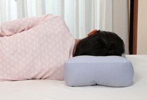 【在庫あり あす楽対応】宮崎 消臭炭わた 横向き楽寝枕