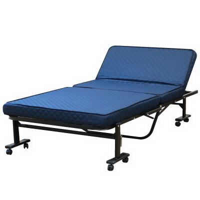 【直送品】高床式高反発リクライニングベッド