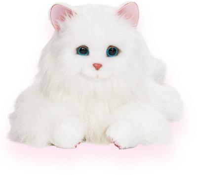 【在庫あり あす楽対応】【送料無料】しっぽふりふり あまえんぼうねこちゃん 尻尾フリフリ 甘えん坊猫ちゃん