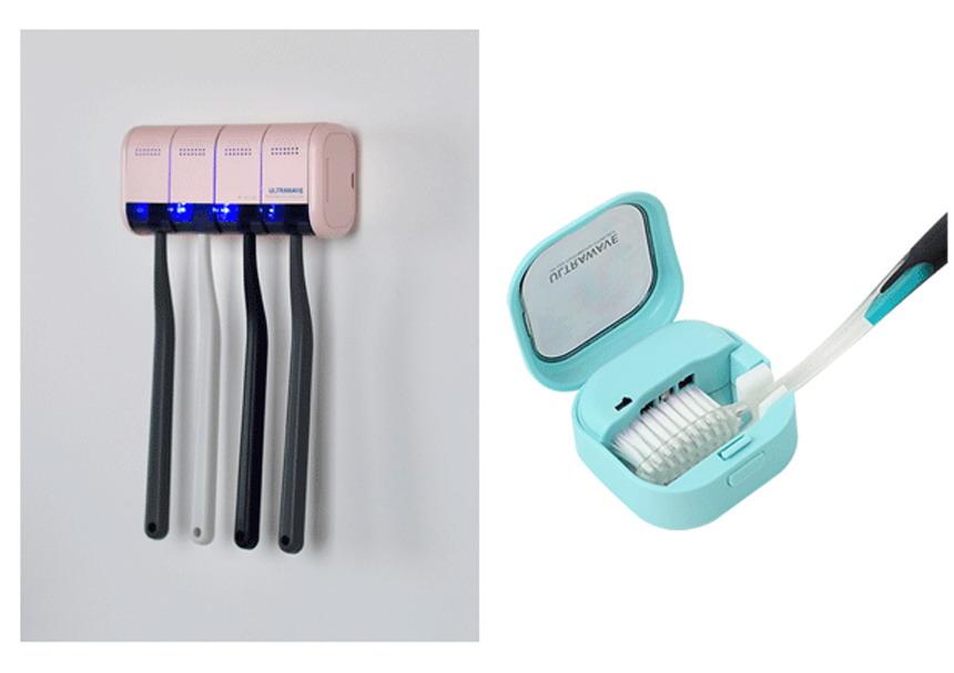引き出物 送料無料 充電式歯ブラシ除菌ホルダー 開店祝い MDK-TS04
