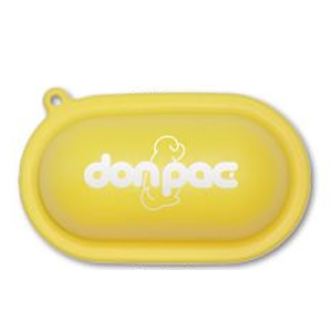 ○【メール便・ネコポス承れません】PLUSCO/プラスコ don-pac POP/ドンパック・ポップ イエロー