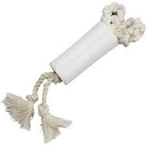 ○ドギーマン 牛骨ワイルドトイ がっちりロープ(小型犬向け)