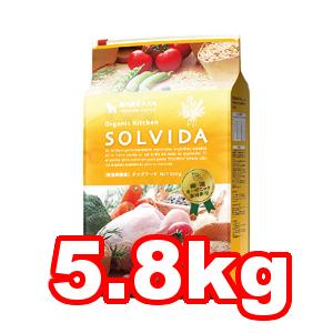 ○【送料無料(北海道・沖縄は除く)】SOLVIDA/ソルビダ 室内飼育子犬用 5.8kgライトハウス