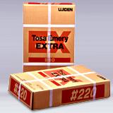 トサエメリーエキストラ(金剛砂)20kg微粉#240~#1200(粒度選択)宇治電化学工業