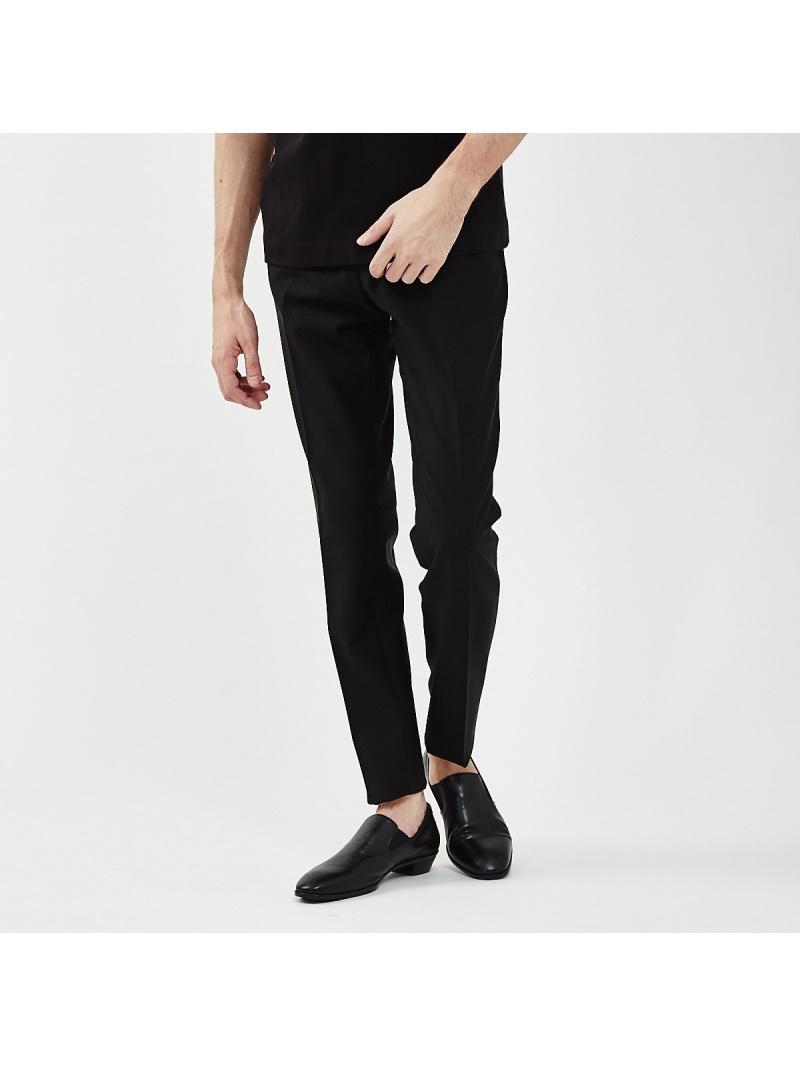 5351POUR LES HOMMES メンズ パンツ ジーンズ ゴーサンゴーイチプールオム 送料無料 激安 激安特価 送料無料 フルレングス スーパーブラックスリムテーパードパンツ セットアップ対応 ブラック Fashion お気に入り Rakuten