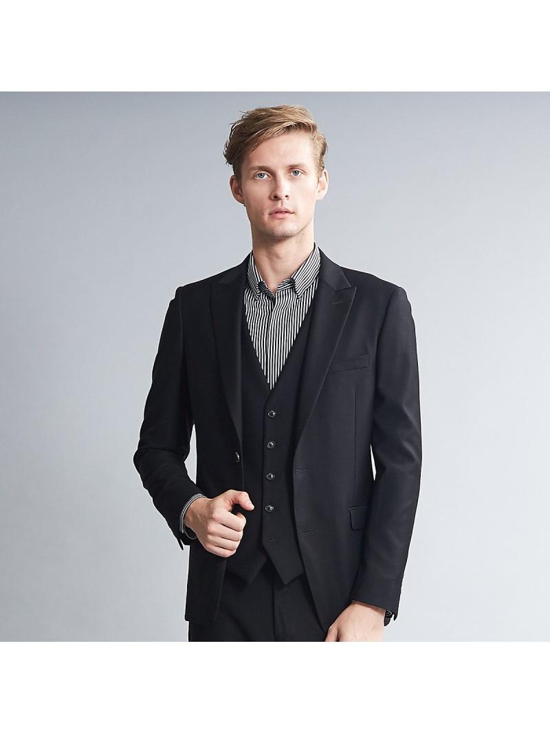 5351POUR LES HOMMES 発売モデル メンズ コート ジャケット ゴーサンゴーイチプールオム SALE 30%OFF ランキングTOP5 セットアップ対応 RBA_E テーラードジャケット 送料無料 ブラックギャバテーラードジャケット Fashion ブラック Rakuten