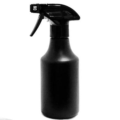 トリガータイプ 無水 100% いよいよ人気ブランド エタノール対応 ガンスプレーボトル デポー 遮光性 ポリエチレン空容器 黒ボトル黒ヘッド