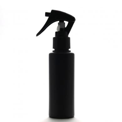 トリガー仕様ヘッド 日本製ボトル 買物 高濃度エタノール対応 ガンスプレーボトル 5本セット 空容器スライドロック付き 購買 遮光性 100mL