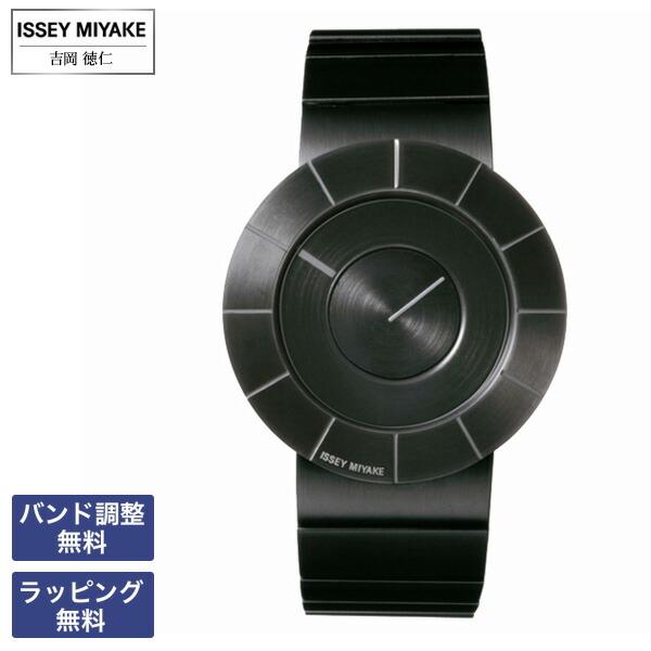 イッセイミヤケ 腕時計 ISSEY MIYAKE TO ティオー Tokujin Yoshioka 吉岡 徳仁 クオーツ メンズ 腕時計 SILAN002