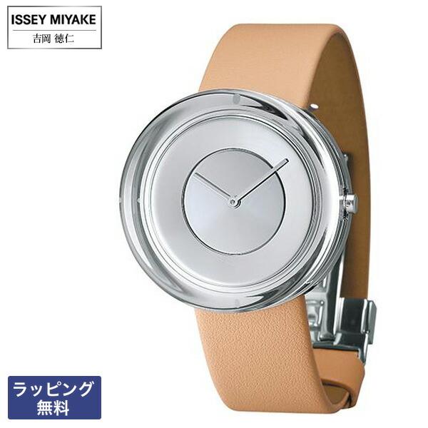 イッセイミヤケ 腕時計 ISSEY MIYAKE GlassWatch ガラスウォッチ Tokujin Yoshioka 吉岡 徳仁 クオーツ メンズ 腕時計 NYAH003