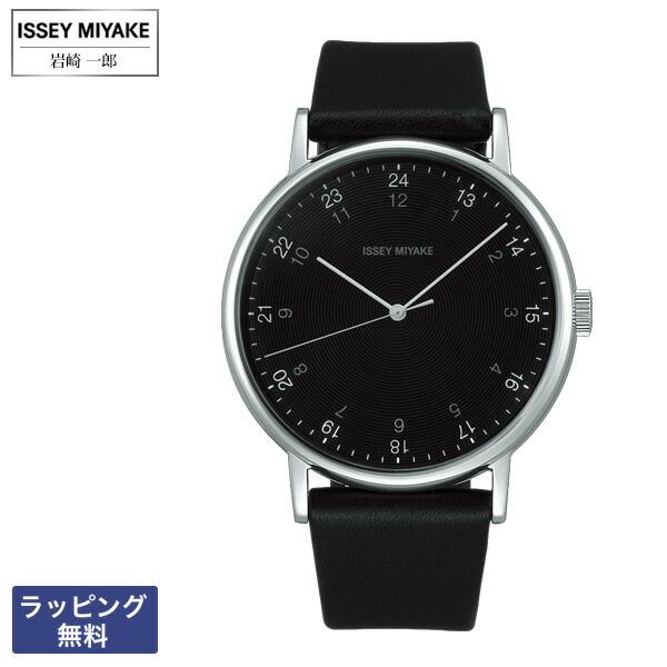 イッセイミヤケ 腕時計 ISSEY MIYAKE f エフ Ichiro Iwasaki 岩崎 一郎 クオーツ メンズ 腕時計 NYAJ002