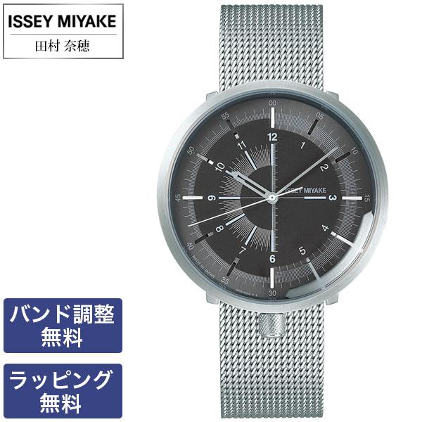 イッセイミヤケ 腕時計 ISSEY MIYAKE 16 ワンシックス 田村 奈穂 Nao Tamura 自動巻 手巻きつき メンズ 腕時計 NYAK002