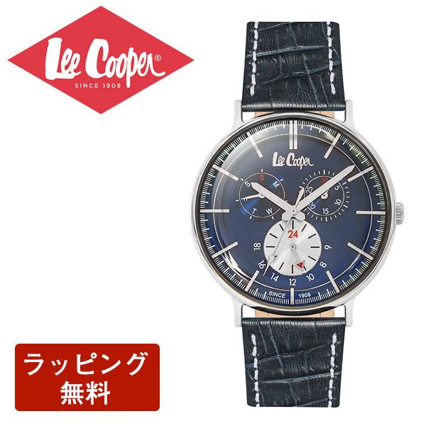 在庫あり□ 腕時計 Lee Cooper リークーパー QUARTZ クオーツ Super metal スーパーメタル メンズ 腕時計 LC6383.399