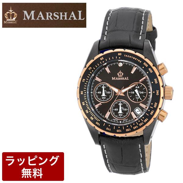 マーシャル 腕時計 MARSHAL メンズ 腕時計 MRZ001-LBBK
