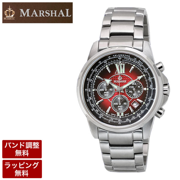 マーシャル 腕時計 MARSHAL メンズ 腕時計 MRZ013-MSRE