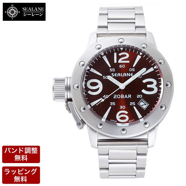 シーレーン 腕時計 SEALANE メンズ 腕時計 SE32-MBR