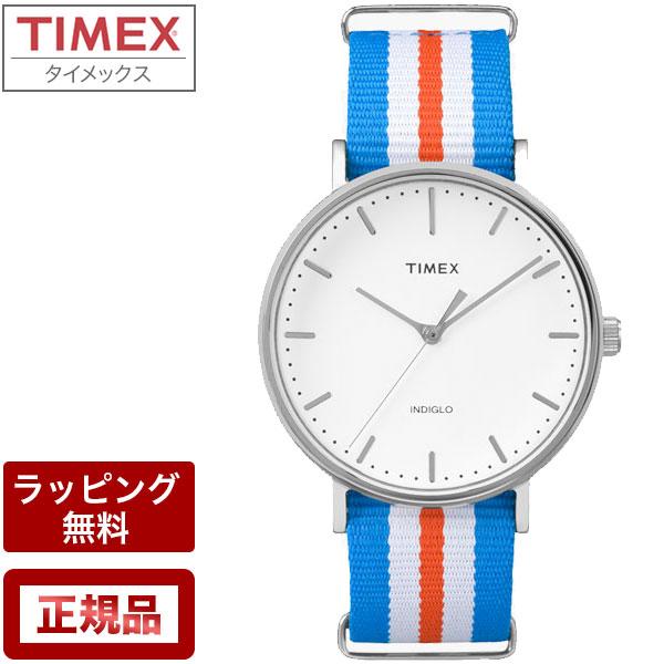 タイメックス 腕時計 TIMEX Weekender Fairfield ウィークエンダーフェアフィールド 41mm TW2P91100