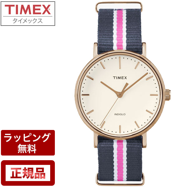 タイメックス 腕時計 TIMEX Weekender Fairfield ウィークエンダーフェアフィールド 37mm TW2P91500