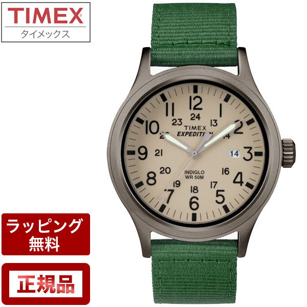 タイメックス 腕時計 TIMEX Expedition Scout エクスペディション スカウト40mm TW4B06800