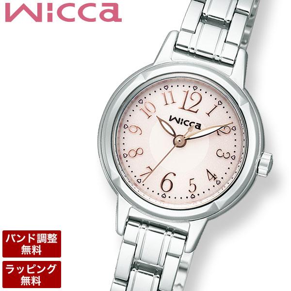 CITIZEN シチズン wicca ウィッカ レディース 腕時計 ソーラーテック KH9-914-91