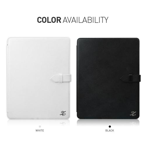 新しいiPad (iPad3) / iPad4 ZENUS Prestige Classic Business Portfolio 第3世代iPad対応 本革
