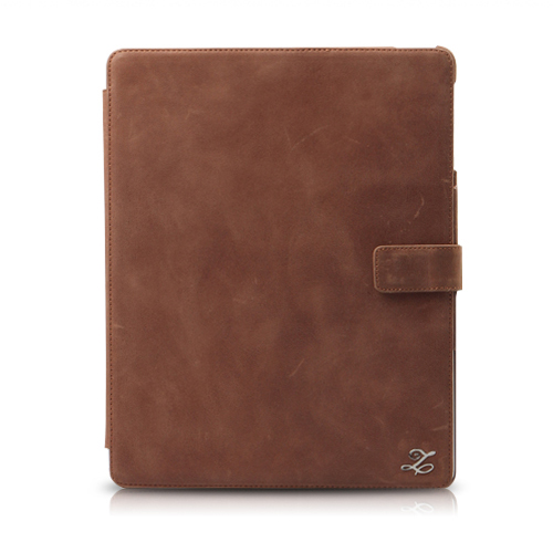 新しいiPad (iPad3) / iPad4 ZENUS Prestige Vintage Folio 第3世代iPad対応 Z975NiPD