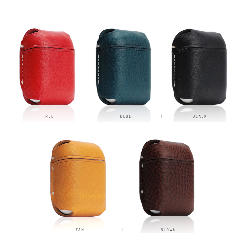 new product bee7f 31d95 AirPods case cover genuine leather storage case SLG Design Minerva Box  Leather Case エアーポッズミネルバボックスレザーケース Apple ...