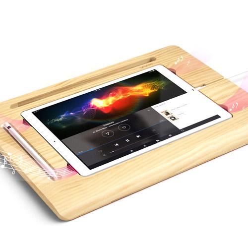 21742247de8 iPad Pro stand araree natural wooden Flat Board 2 (Pierrette flat Board 2)  iPad ...