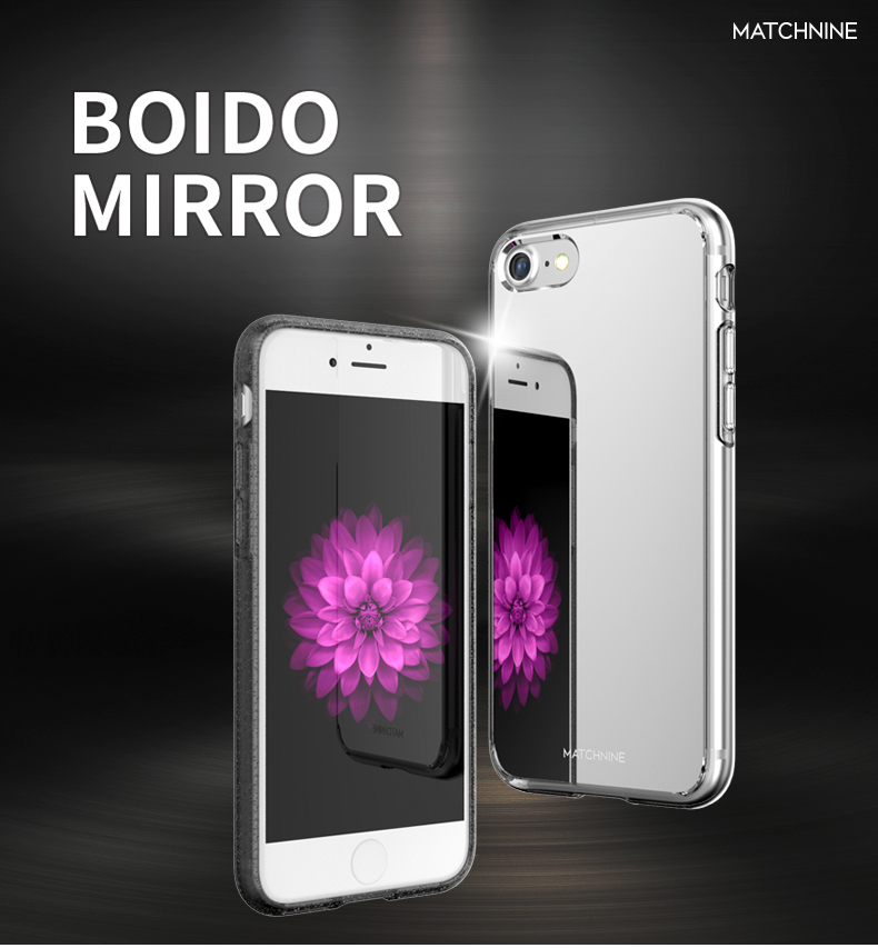 7f4cbe958c iPhone8/7ケースMatchnineBOIDOMIRROR(マッチナインボイドミラー)アイフォンカバー4.7インチ
