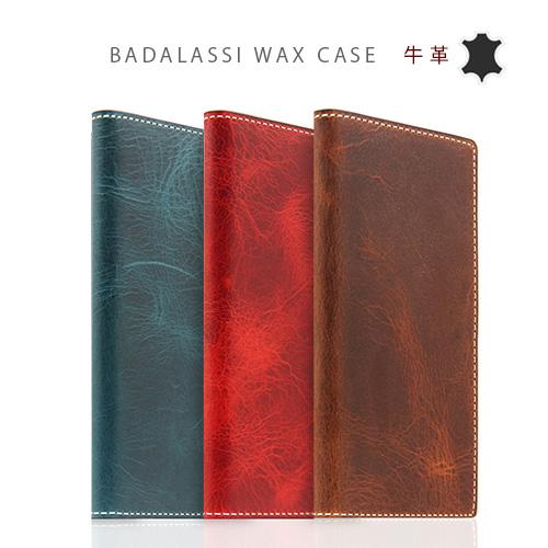 132ef582bc iPhone Xケース SLG Design Badalassi Wax case 手帳型 本革 (エスエルジー バダラッシー
