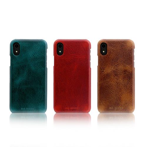 iPhone XR ケース本革 SLG Design Badalassi Wax Bar case(エスエルジー バダラッシーワックスバーケース)アイフォン レザー カバー