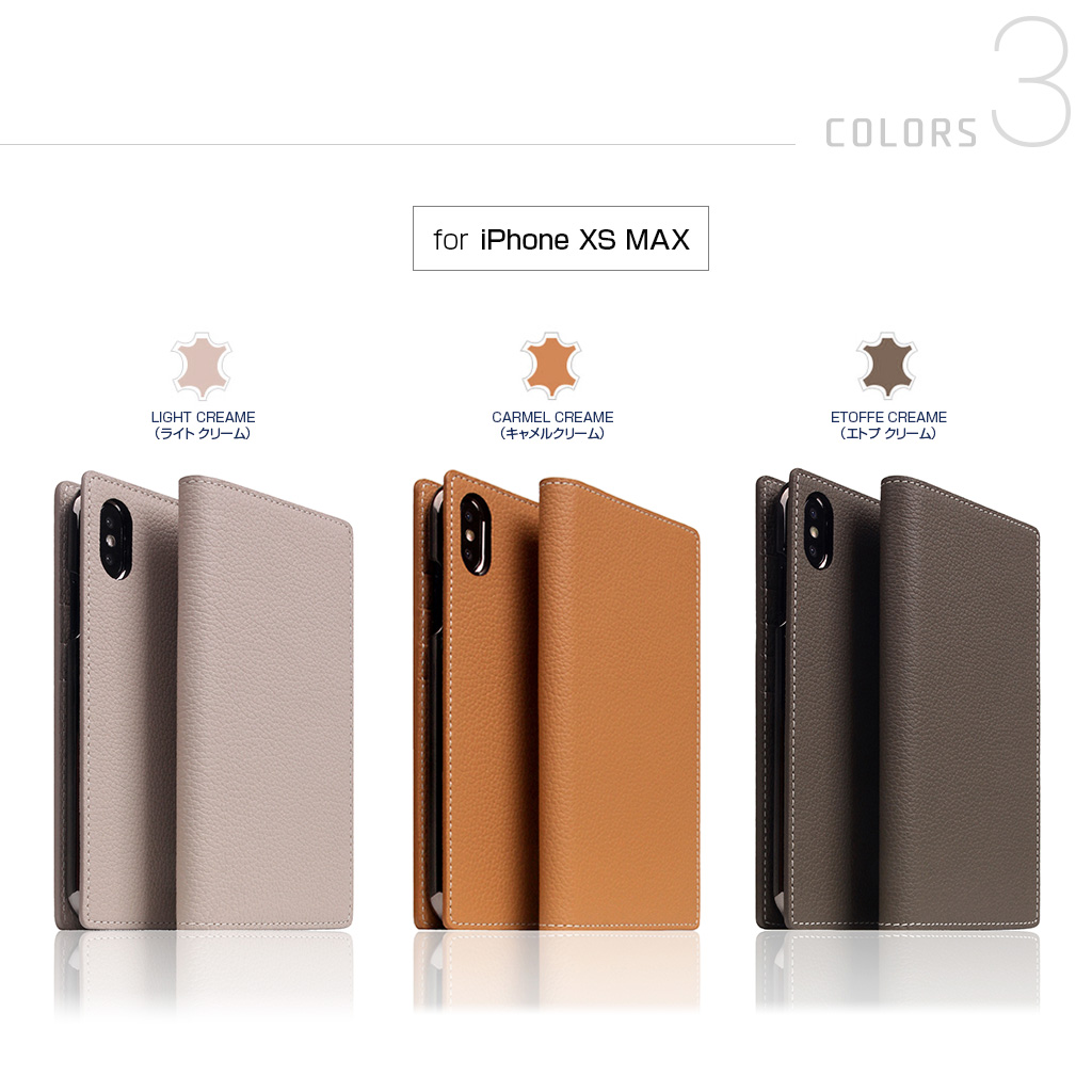 hot sale online c3b81 69182 abbi NewYork Rakuten Ichiba Shop: iPhone XS Max case notebook type ...